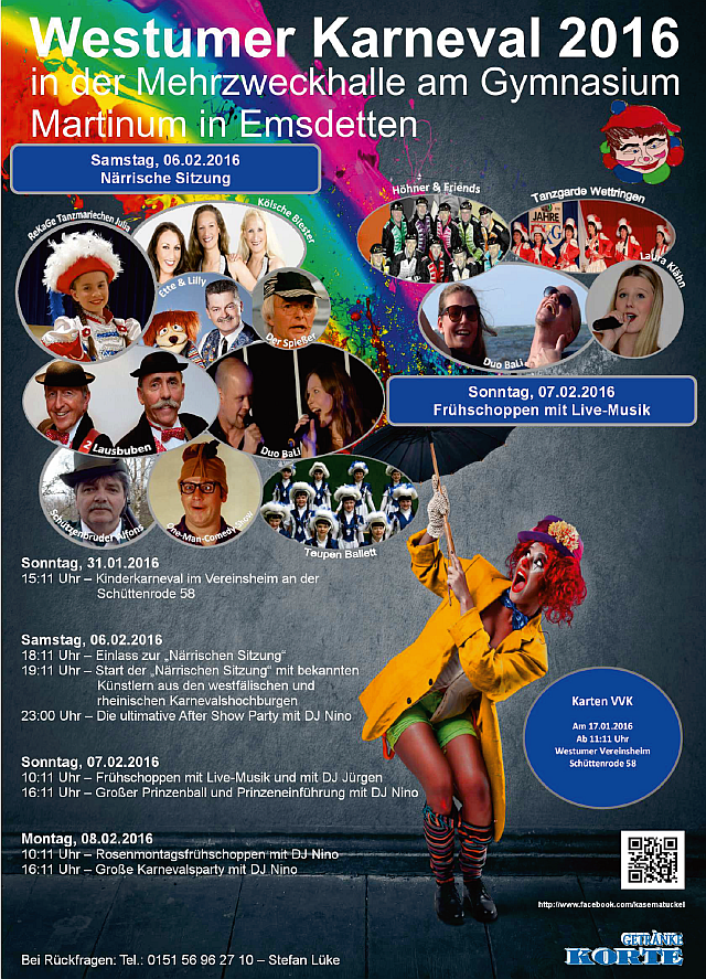 Sitzungs Plakat 2016